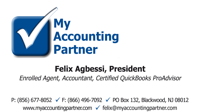 tax preparations | my accounting partner, gloucester county nj ...
